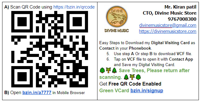 Premium Interactive Business Card