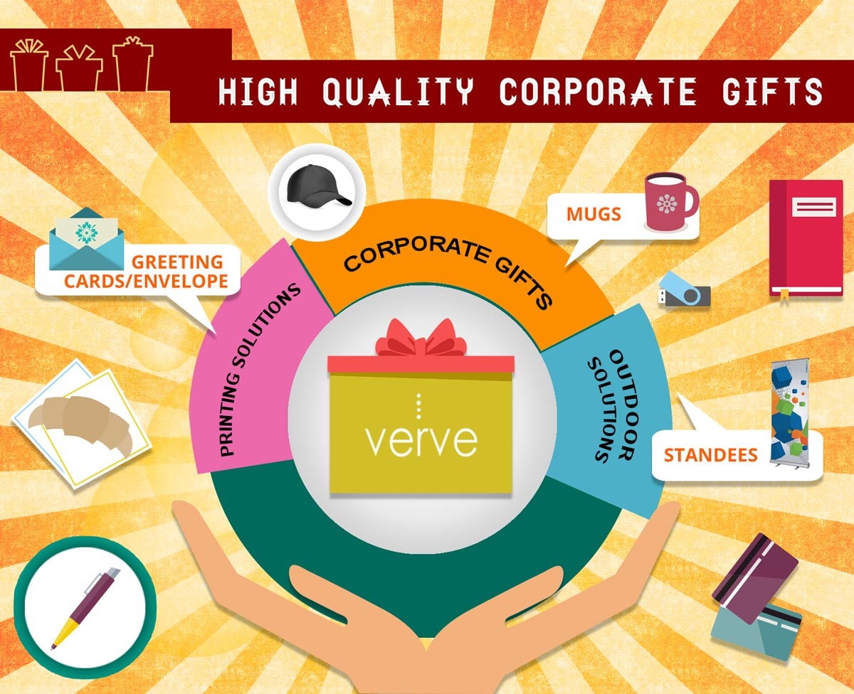 Verve Corporate Gifts Suppliers