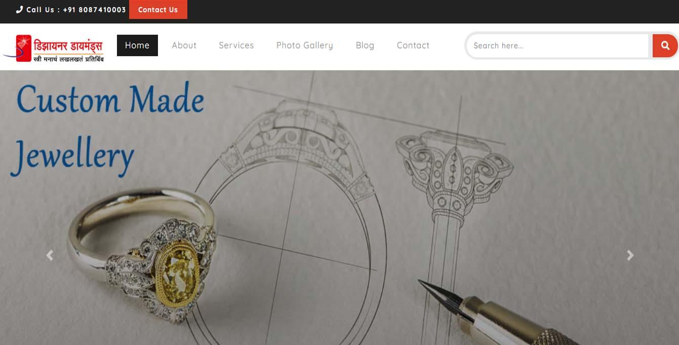 Designer Diamonds, Pune