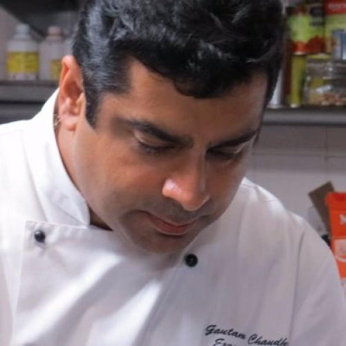 Chef Gautam