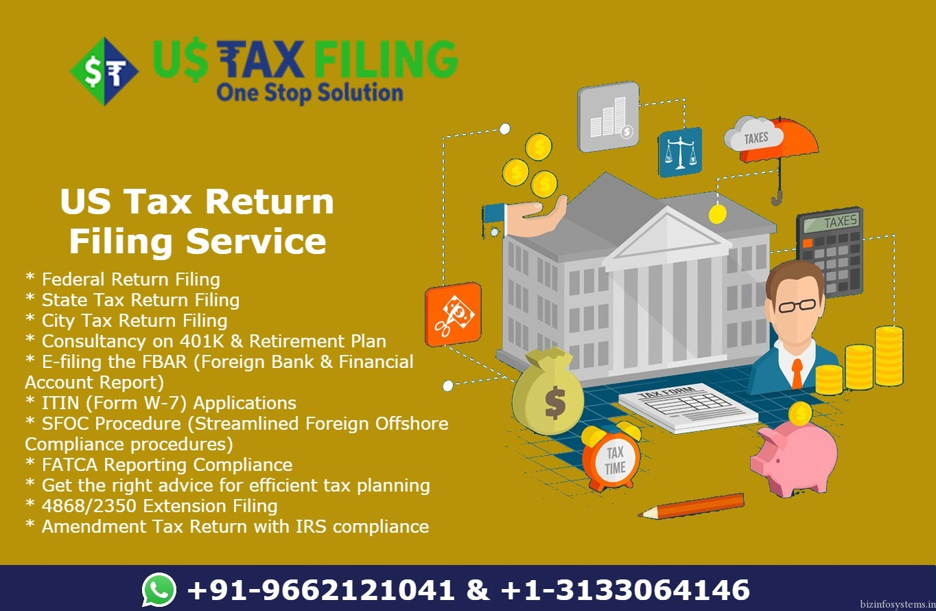 USTAXFILING One Stop Solution / Image 2
